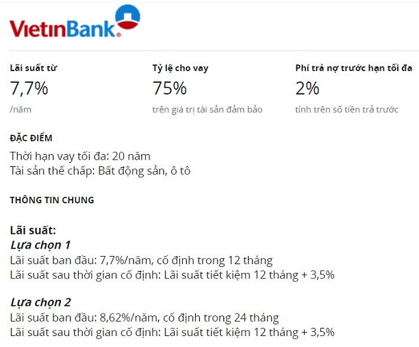 lai-suat-vay-mua-nha-ngan-hang-viettinbank